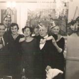 מאיר וג'ין 1950 ליוורפול
