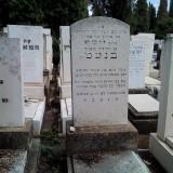 יוסף בינט, אביו של מאיר בינט קבור בקרית שאול